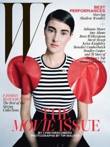 เชย์ลีน วูดลีย์ นำทีมดาราถ่ายแบบสุดเก๋ให้กับ W Magazine!