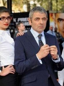 เปิดโฉมลูกสาวของ  Mr.Bean ที่คุณต้องไม่เคยเห็นแน่!!!