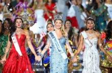 สาวสเปนวัย 23 ปี คว้ามงกุฎ Miss World 2015