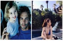 สวยสะพรั่ง ลูกสาวพอล วอล์เกอร์ นุ่งชุดว่ายน้ำโชว์!