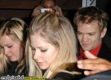 Avril Lavigne แบบไม่แต่งหน้า!!!