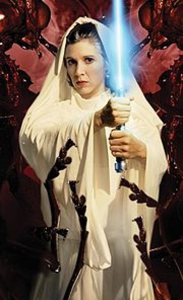 R.I.P  เจ้าหญิงเลอา แห่งStar Wars เสียชีวิตแล้ว!!