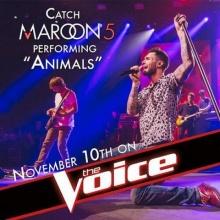 อดัม เลอวีน พา Maroon 5 ระเบิดความมันส์ใน The Voice!
