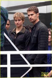 เซย์ลีน วูดลีย์ เครียดถ่ายหนัง Insurgent