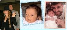 ชากีร่า (Shakira) เผยภาพ ลูกชายตัวน้อย ครั้งแรก !