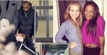'นิค กอร์ดอน'แฟน ลูกสาว วิทนีย์ ถูกพบอยู่กับ 'ผู้หญิง' บนรถเข็ญ