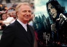 อลัน ริคแมน หรือ ศาสตราจารย์สเนปในแฮร์รี่ พอตเตอร์ เสียชีวิตแล้ว!!