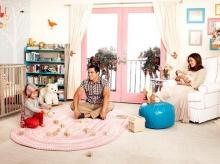 'เจสสิก้า อัลบ้า' กับครอบครัวแสนอบอุ่น
