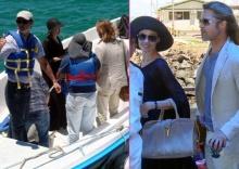 pic: แบรด พิตต์ - แองเจลิน่า โจลี่ เที่ยว กาลาปากอส