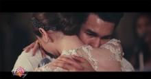 เก็บตกโมเม้นท์ซึ้งๆ!ของอั้ม อธิชาติ และ นัท มีเรีย จากงานแต่งงาน
