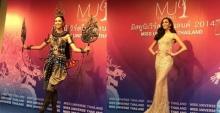 เผยชุดประจำชาติ-ราตรี แอลลี่ สู้ศึก Miss Universe 2014
