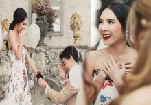 เบเบ้ น้ำตาแตก บูม เซอร์ไพรส์หนักคุกเข่าขอแต่งงาน!!