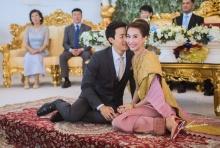 ซูม 3 ชุดบ่าว-สาว งานแต่ง ! 'เอก – โบว์' หล่อ สวยจัดเต็ม!