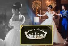 ตาค้าง… ราคามงกุฏของ แหวนแหวน ที่ใส่ในงานปาร์ตี้วันเกิด ดาวล้านดวงฝุดๆ…??