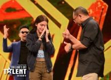เสียงขั้นเทพ !! อลิสา จณิน คนแรกที่คว้า Gold buzzer จาก ดี้ นิติพงษ์