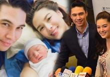 ลิเดีย-แมทธิว เปิดใจหลังคลอดน้อง ดีแลน ลูกชายคนแรก(มีคลิป)