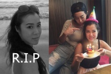 สะเทือนใจ!! ข้อความลาตาย จูน น้องสาววีเจจ๋า ก่อนกระโดดตึกดับ