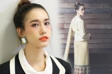 ส่องภาพ ไอด้า ไอรดา สบัดคราบ สาวอินดี้ เป็น สาวแต่งชุดไทยล้านนา