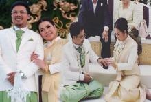 แต่งงานแล้วจ้า ตุ๊กกี้ ควง บูบู้วิวาห์เรียบง่าย(ภาพเยอะ)