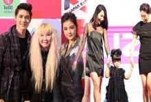 สุดอลังการ!!! เหล่าดาราร่วมงานแถลงข่าว JAPAN EXPO THAILAND 2017