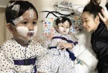 เป้ย พา น้องโปรด ทำ sleep test เพื่อความชัวร์ว่าลูกจะไม่หยุดหายใจ