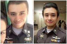 เผยโฉม! ไมค์กี้ คณิน ตำรวจหน้าหล่อ! โคตรพีคเป็นทายาทอดีตนางเอกวัยรุ่นดัง