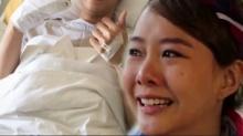 น้ำตาไหลพราก!! ภาพล่าสุด น้องชายเต้ย จรินทร์พร ที่ป่วยโรคมะเร็ง ยอมทุ่มหาเงินรักษาน้องให้หาย!!