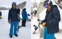 """""""ณเดชน์"""" โชว์สกิลเล่นสกีขั้นเทพ หล่อและเก่งมาก!! (มีคลิป)"""