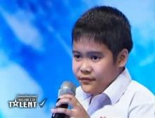 """""""น้องไรเฟิ้ล"""" โชว์พลังเสียงสุดอลัง ใน Thailand's Got Talent"""