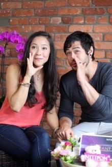 รักหวาน!!ไบรโอนี่ควงแฟนฝรั่งกลับไทย
