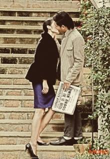 โทนี่ รากแก่นและหลิน ลงทุนจูบจริง ใน MV  ใหม่ล่าสุดของ พีท พีระ