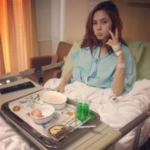 หาม !! ดาราสาว อุ้ม ลักขณา ส่งโรงพยาบาลด่วน เมื่อวานนี้