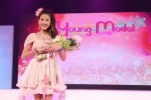 น้องแอนนี่ คว้าตำแหน่ง Young Model 2013