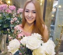 'โฟร์' ฝึกจัดดอกไม้สวย สุขใจทั้งผู้ให้และผู้รับ