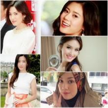 ปอย ตรีชฎา ฮอต!สื่อจีนยกเป็น 1 ใน 5 นักแสดงเอเชียที่ดังที่สุดในจีน