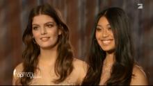 ทำเต็มที่แล้ว   !  น้องใบตอง ติด 2 คนสุดท้ายเวที Germanys next topmodel 2015