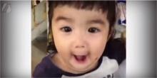 น่ารักม๊าก!! น้องแตงไทย ลูกพ่อแจ๊ส มีอาการแบบนี้เมื่อถูกมามี้ขอตรวจฟัน