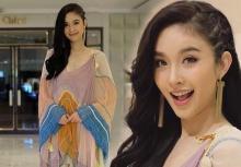 ปอย ตรีชฎา สวยหวานเป็นกรรมการ Miss Tiffanys