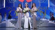 ด่วน !! โม  จิรัชยา  คว้ามงกุฎ Miss International Queen 2016