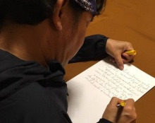"""""""ปู พงษ์สิทธิ์"""" เขียนจดหมาย ฝากถึงผู้ใหญ่ในบ้านเมือง ปลงเจอนักเลงเลือกไม่ได้ แล้วแต่ซวย"""