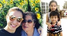 ครอบครัวอบอุ่น!! กบ สุวนันท์ มาบอกรักทุกคนในวันแม่!!