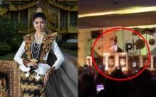 งานเล่นใหญ่ก็มา! นางงามพม่า หอบกลอง-ฆ้องขึ้นโชว์ชุดประจำชาติ อลังการจนเวทีเกือบรับไม่ไหว!