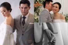 งานแต่งไฮโซ! ต้น เดิมพัน อดีตแฟนนิโคล จูงมือเจ้าสาววิวาห์หวาน