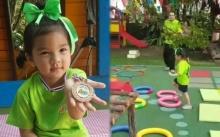 แม่โบว์ โพสต์สุดซึ้ง!!? หลัง น้องมะลิ แข่งกีฬาสีที่โรงเรียน ลูกพ่อปอซะอย่าง!! (มีคลิป)