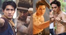 รวมพลคนงานดี!! 4 นักแสดงนำชาย จากละครคมแฝก เห็นแล้วอยากจะย้ายไปอยู่เมืองพลเลย!!