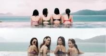หนีแฟนเที่ยว! 4 นางเอกดังแห่งวิก3 โชว์สวยแซ่บด้วยชุดว่ายน้ำเซ็กซี่หมู่! (คลิป)