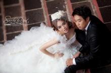 หรูเริ่ด!ภาพPre Wedding บัวสโรชาและเจ้าบ่าวถ่ายไกลถึงมาเล