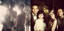 ก้อย-ตูนหวานควงแขนร่วมงานแต่งก้อย-โย่ง