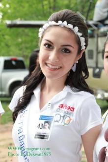 ประวัติน้องริด้ามิสยูนิเวิร์สไทยแลนด์ 2012