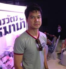 มุมน่ารักที่ไม่คาดคิดว่าจะได้ของ เต๋า สมชาย เข็มกลัด